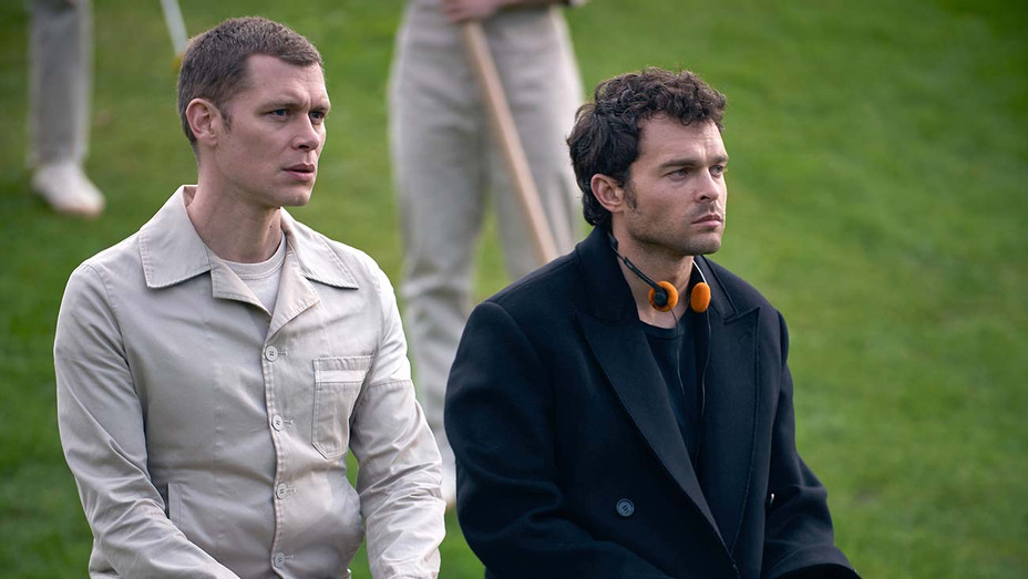 BRAVE NEW WORLD - Episode 108 -Joseph Morgan- Alden Ehrenreich - Getty-H 2020