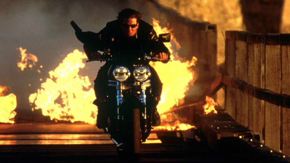 Mission Impossible Ii Thr S 2000 Review Hollywood Reporter