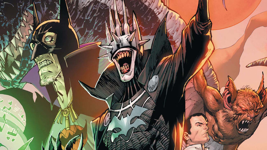 Death Metal Legends -  Tony Daniel -DC - Publicity -H 2020