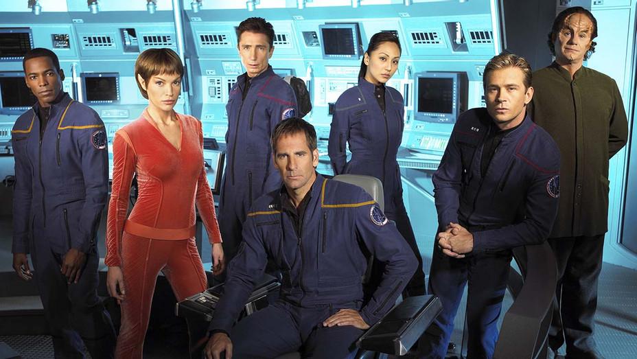 Enterprise (UPN) aka Star Trek: Enterprise - Photofest-H 2020
