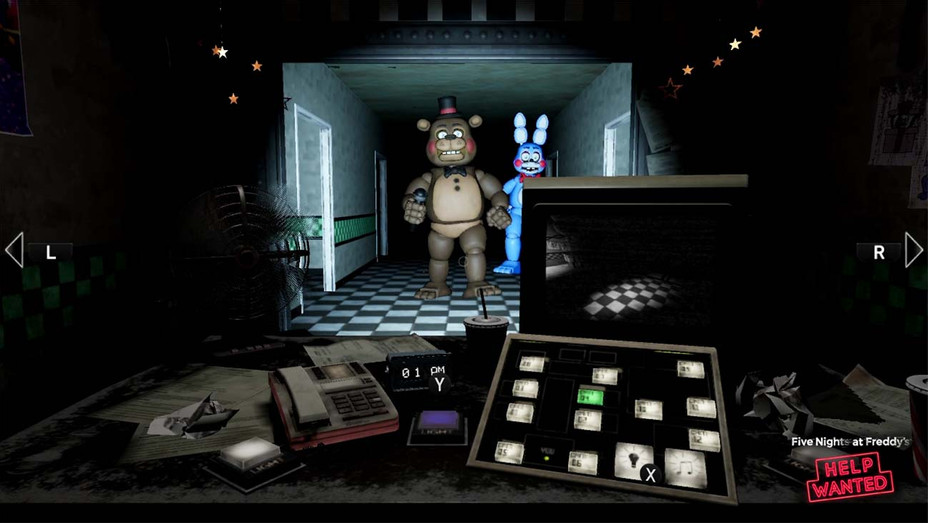 Five Nights at Freddy's Help Wanted - ScottGames Publicity_H 2020