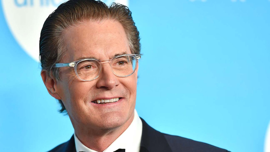 Kyle MacLachlan attends the 14th Annual UNICEF Snowflake Ball 2018 - Getty- H 2020