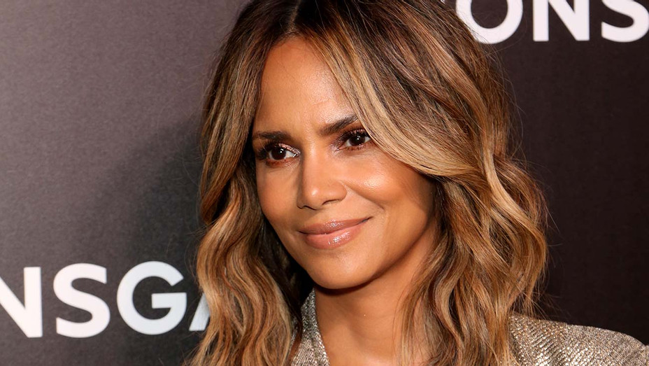 Halle Berry attends the Lionsgate presentation during CinemaCon - Getty-H 2020