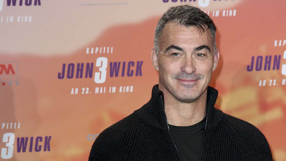 Chad Stahelski poses at the John Wick Chapter 3 - May 6, 2019- Getty-H 2020
