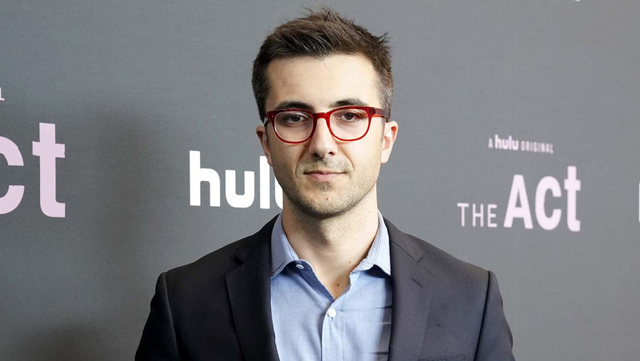 Nick Antosca attends Hulu's The Act FYC event - Getty -H 2020