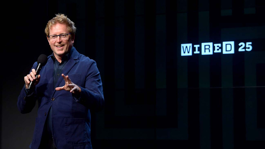 Andrew Stanton speaks onstage at the WIRED25 Summit 2019 - Getty -H 2020