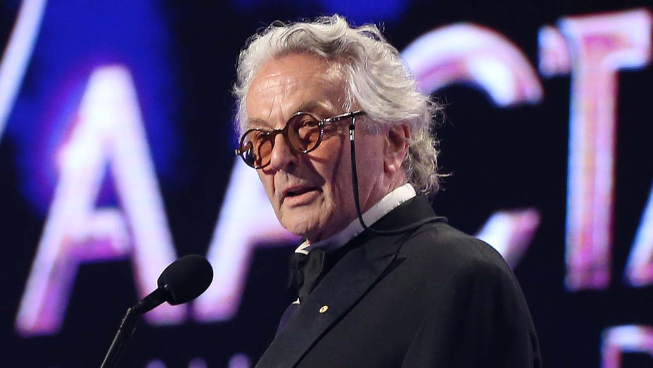 George Miller speaks during the 2019 AACTA Awards -Getty Images- H 2020