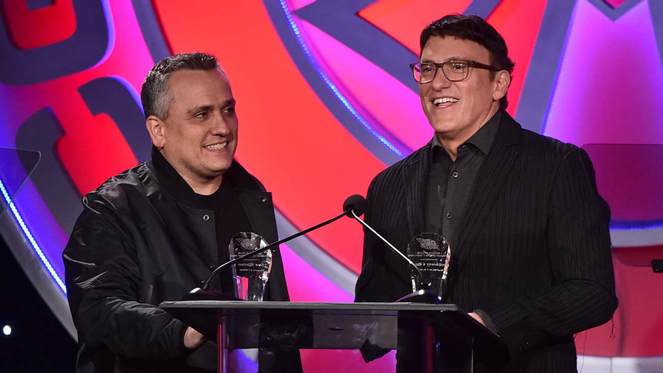 Joe Russo and Anthony Russo attend the 57th Annual ICG Publicists Awards - Getty-H 2020