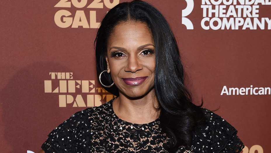 Audra McDonald attends the Roundabout Theater's 2020 Gala - Getty-H 2020