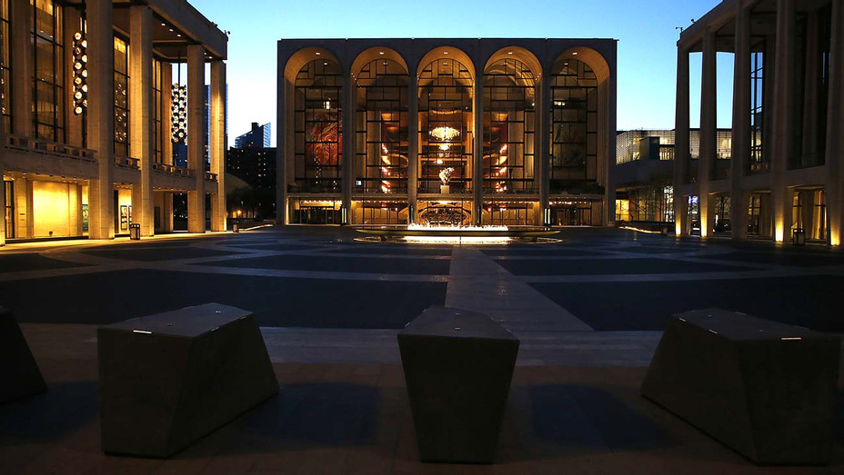Metropolitan Opera House in Lincoln Center is closed - Getty -H 2020