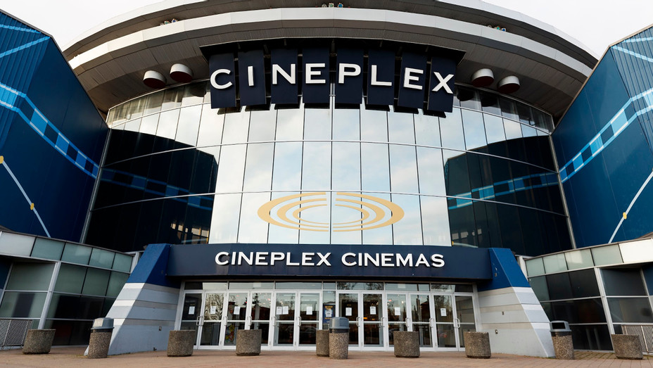 Cineplex Cinemas - H - 2020