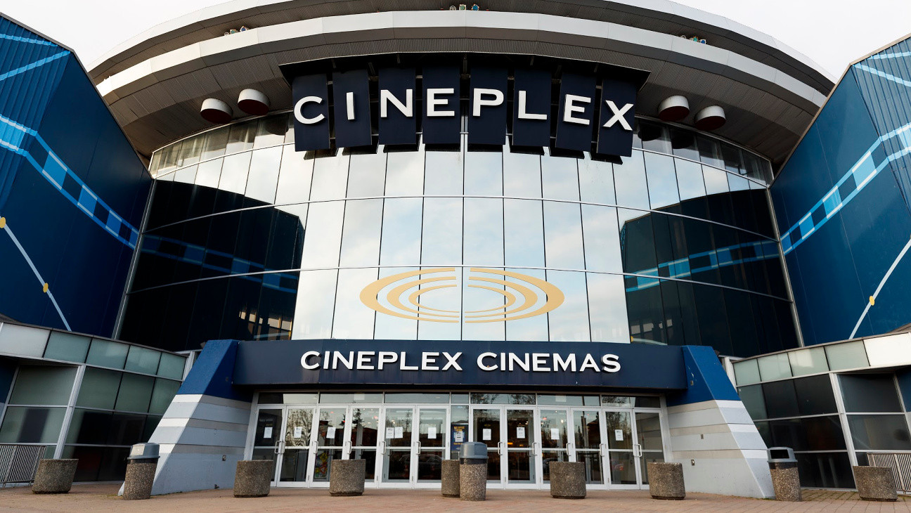 Cineplex to Open Entire Movie Theater Circuit on Friday