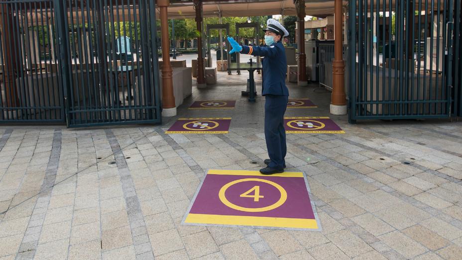 Shanghai Disneyland Readies to Open Monday - Getty - H 2020
