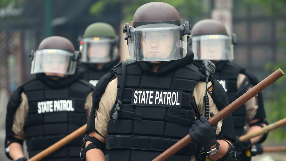 Minneapolis State Police - Getty - H 2020
