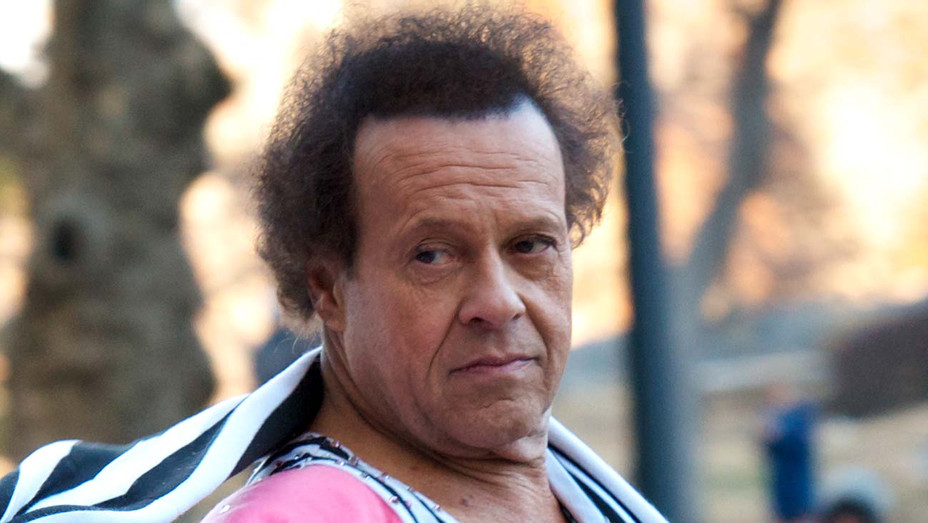 Richard Simmons attends the 87th annual Macy's Thanksgiving Day parade 2013 - Getty-H 2020