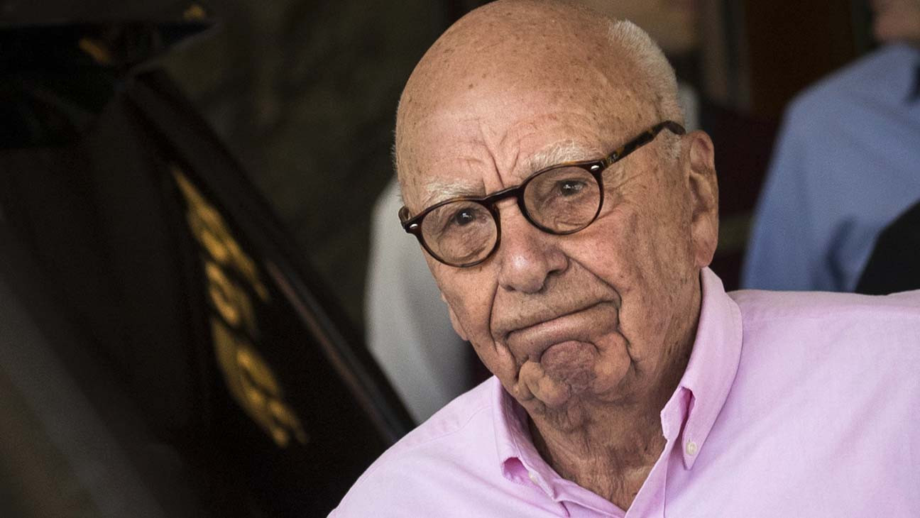 Rupert Murdoch to Forgo Pay at News Corp Amid Virus Crisis