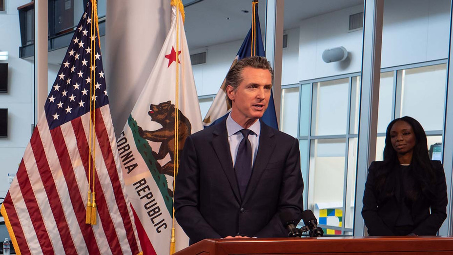 Governor Gavin Newsom 2 - May 27 2020- Publicity -H 2020
