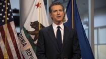 California Gov. Gavin Newsom Announces Regional Stay-at-Home Order