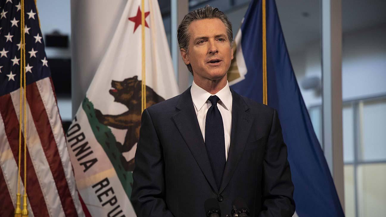California Gov. Gavin Newsom Orders Regional Stay-At-Home Order