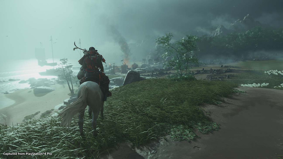 Ghost of Tsushima - Publicity -  H 2020