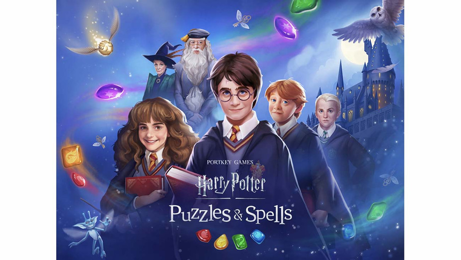 Harry Potter - Puzzles and Spells - Publicity - H 2020