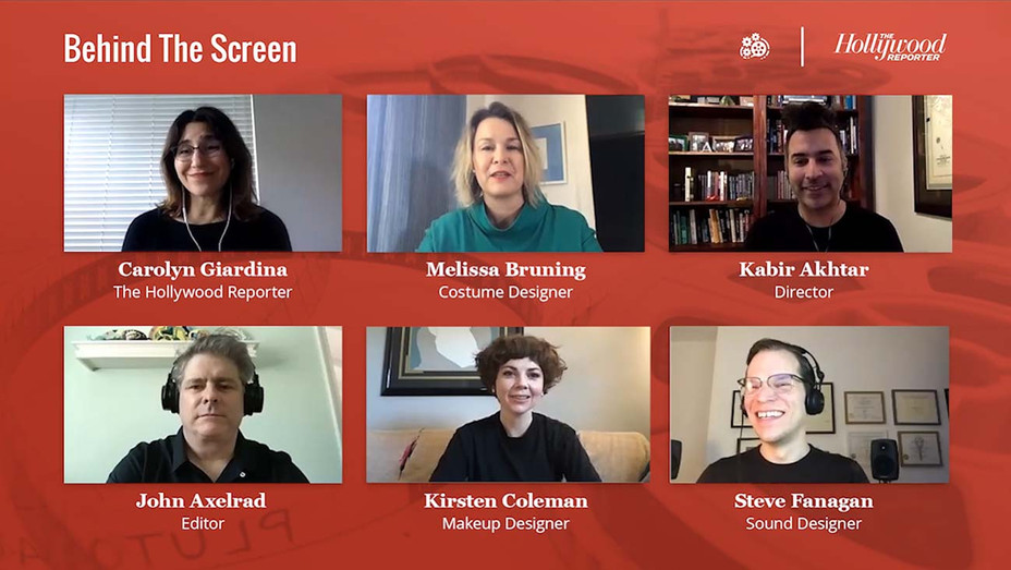 THR - Behind the Screen 1- Panel 1 - full video, 30 seconds, 60 seconds - H 2020