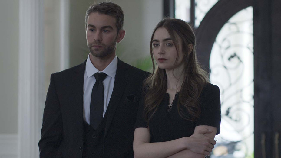 INHERITANCE still 2 - Chace Crawford-Lily Collins - Vertical Entertainment Publicity_H 2020