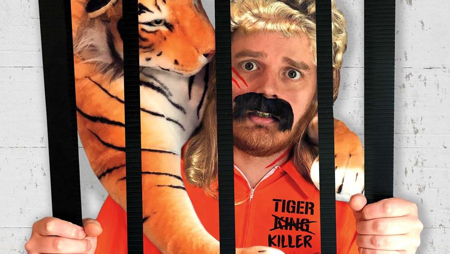 Joe Exotic Costume Tiger- Publicity - H 2020