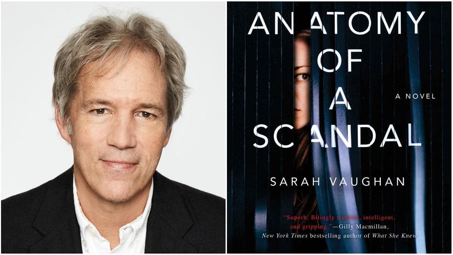 David E. Kelley, 'Anatomy of a Scandal' Cover Split - Publicity - H 2020