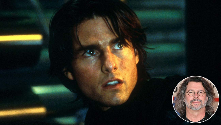 Mission Impossible 2 and inset of Ronald D. Moore-H 2020