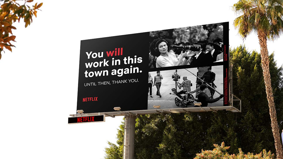 Netflix billboard - Publicity - H 2020