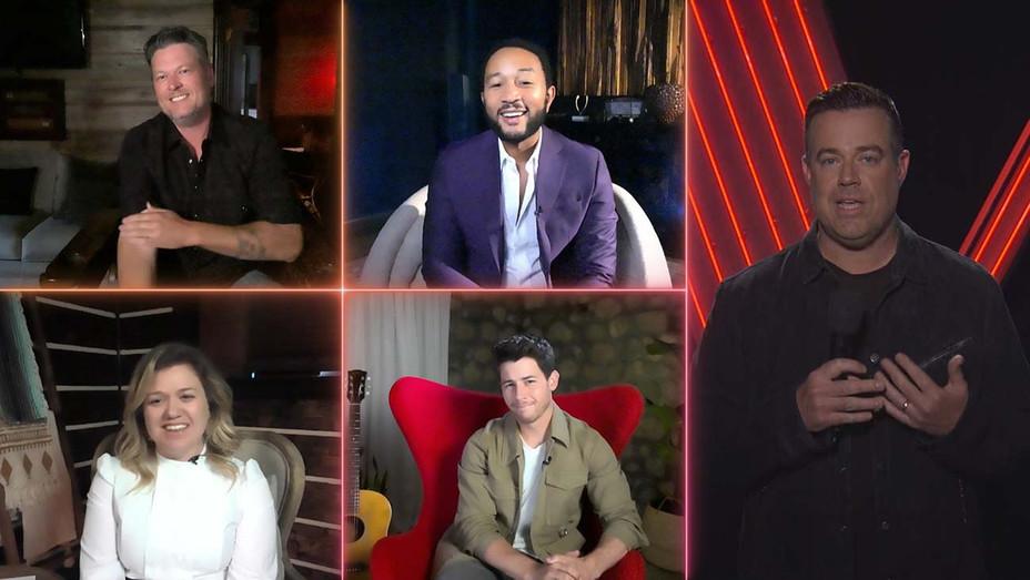 THE VOICE - Live Top 9 Results - Episode 1812AB - NBC Publicity - H 2020