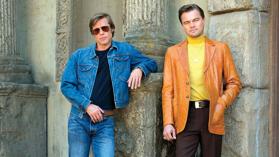 Once Upon a Time in Hollywood (2019) - Brad Pitt, Leonardo DiCaprio - H 2020