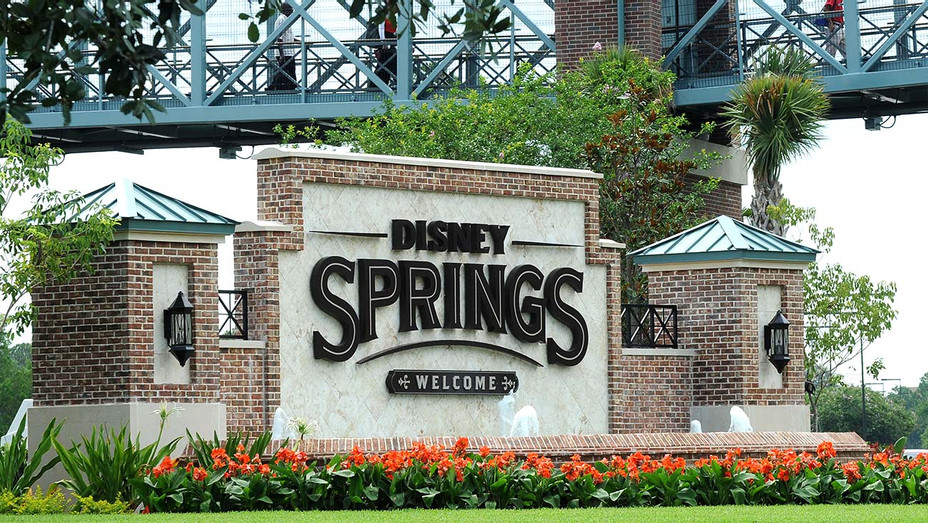 ONE TIME USE ONLY - Disney Springs - Florida - Newscom _ H 2020