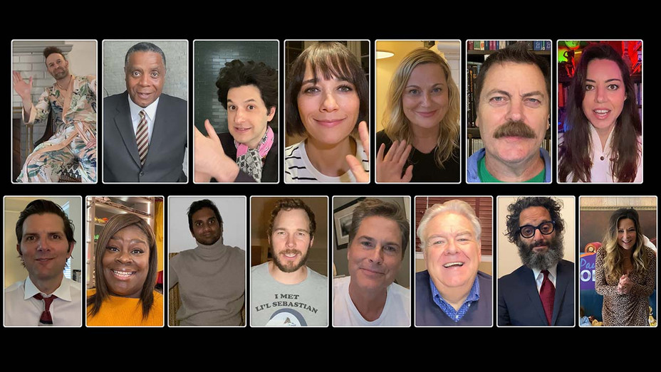 Parks and Recreation Special - Publicity - H 2020