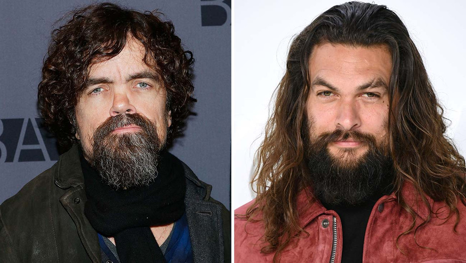 peter dinklage and jason mamoa-Split-Getty-H 2020