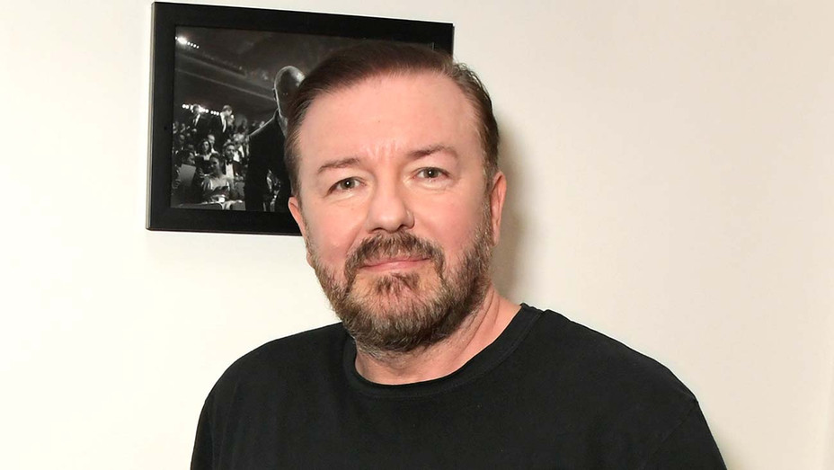Ricky Gervais - Getty - H 2020