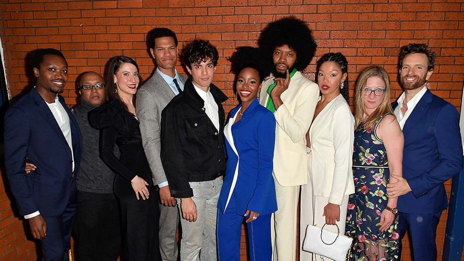 Slave Play- Opening Night - Getty - H 2020