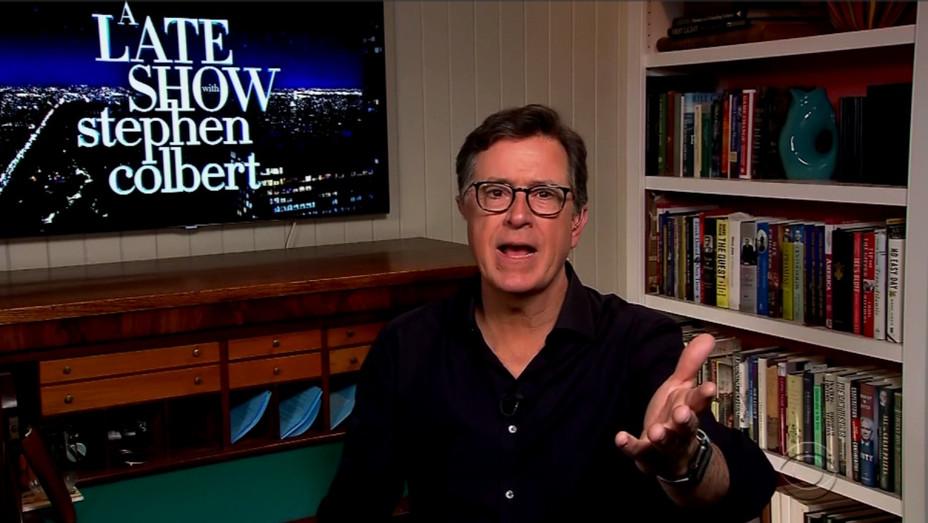 Stephen Colbert at Home - Screenshot - H 2020