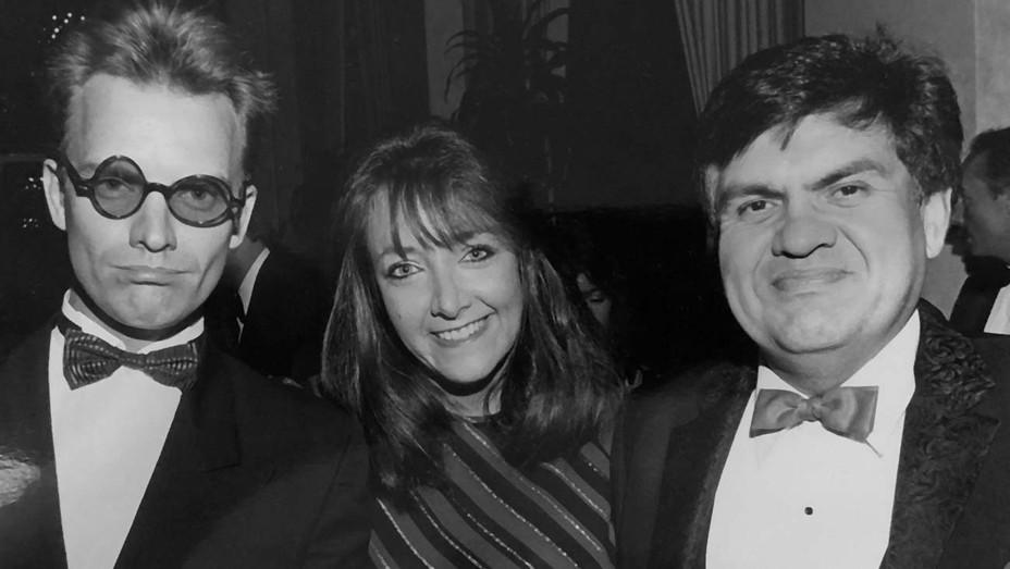 Sting, Doreen Ringer-Ross, Bob Garcia - Publicity-H 2020