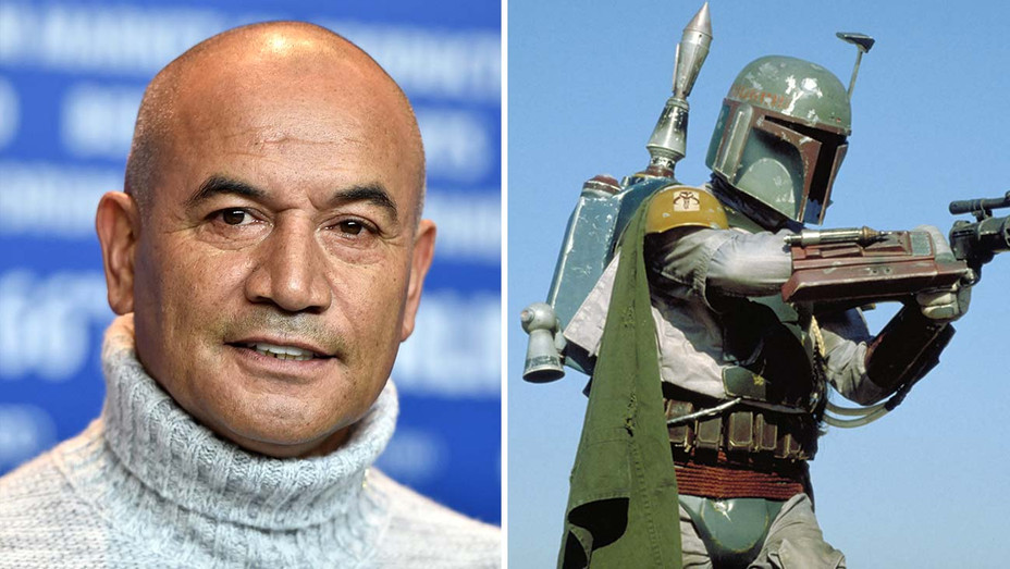 Temuera Morrison -Star Wars: Episode VI - Return of the Jedi - Getty - Photofest- Split - H 2020