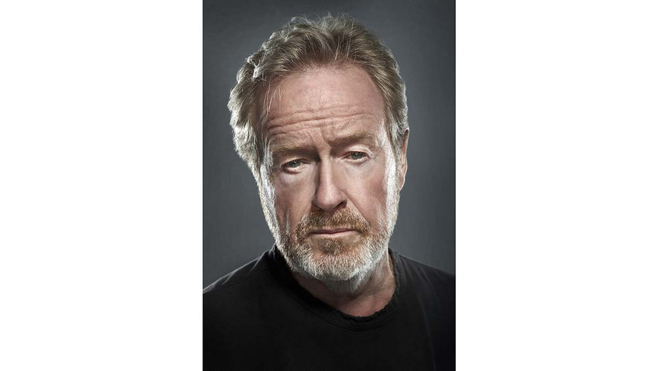 Ridley Scott is photographed for the DGA Quarterly - Apple Publicity-H 2020