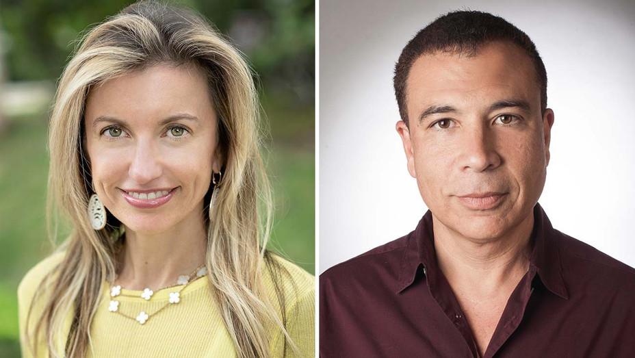 Valerie Bruce and Sam Zoda of BBC Studios - Publicity_H 2020