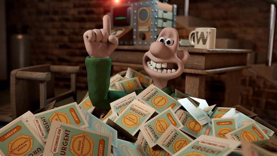 Wallace & Gromit -The Big Fix Up -Publicity still - H 2020