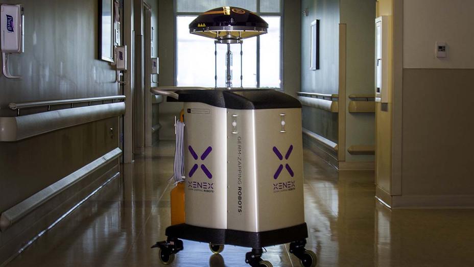 Xenex Robot-Tradition Florida - Publicity - H 2020