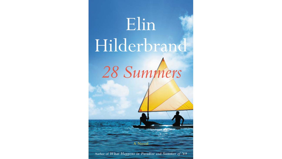 Cover of 28 Summers by Elin Hilderbrand - Hachette Book Group Publicity -H 2020