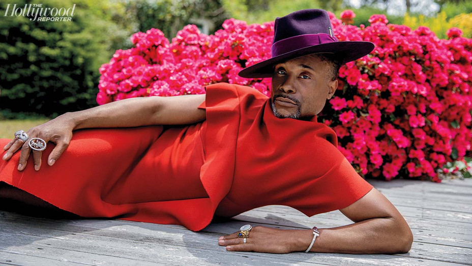 ONE TIME USE - Billy Porter - Photographed by Lia Clay Miller -H 2020