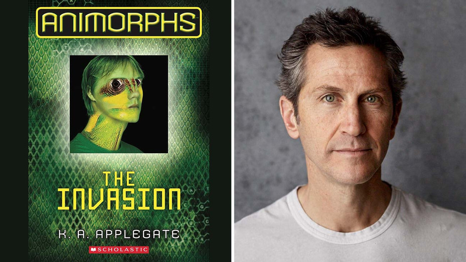 FINAL -Animorphs book Cover and Erik Feig Split-Publicity -H 2020
