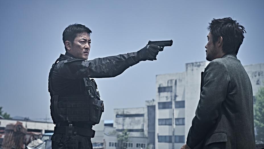 'Ashfall' Baekdusan Still - Publicity - H 2020
