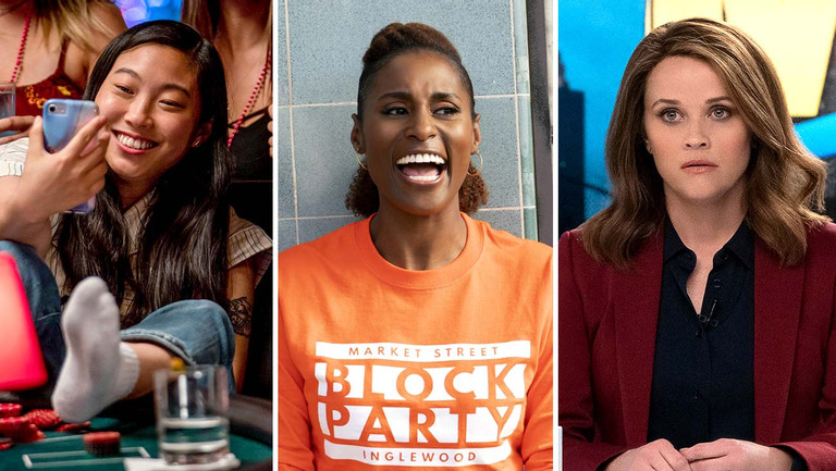 """Awkwafina, Issa Rae, Reese Witherspoon and More on Taking on Producer Roles: """"I Maybe Love Producing More Than Being On-Camera"""""""